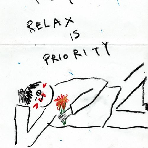 RELAX IS PRIORITY's avatar