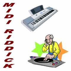 MIDI RIDDICK