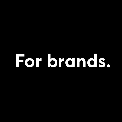 For brands.'s avatar