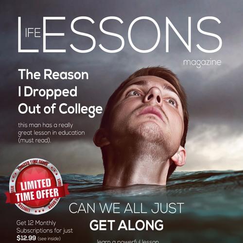 Life Lessons Mag + Radio's avatar