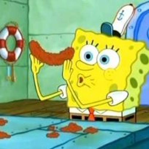 Spongebob found his cock's avatar