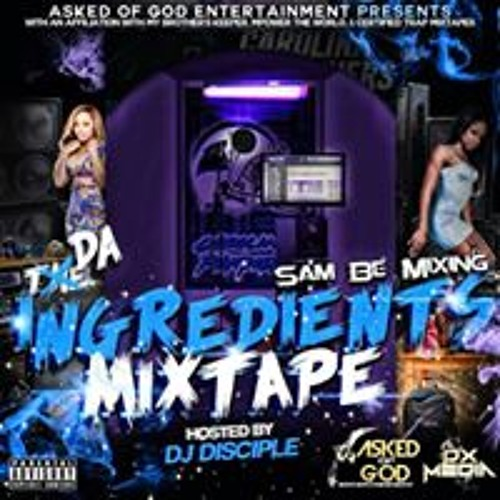 Sam Be Mixing #DaIngredientsMixtape's avatar