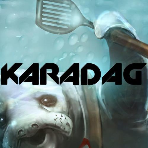 Karadag - Avulsion
