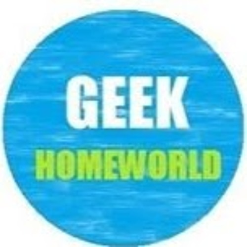 Geek Homeworld's avatar