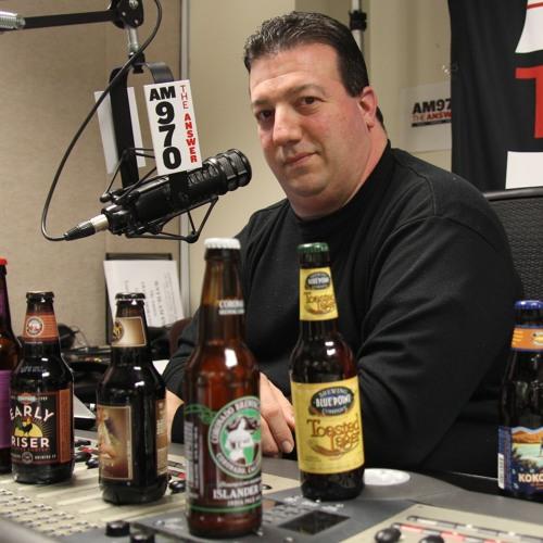 AG Craft Beer Cast 3-5-17 Guests: Jason Yarusi, Alphabet City Brewing; Tara Nurin, Forbes