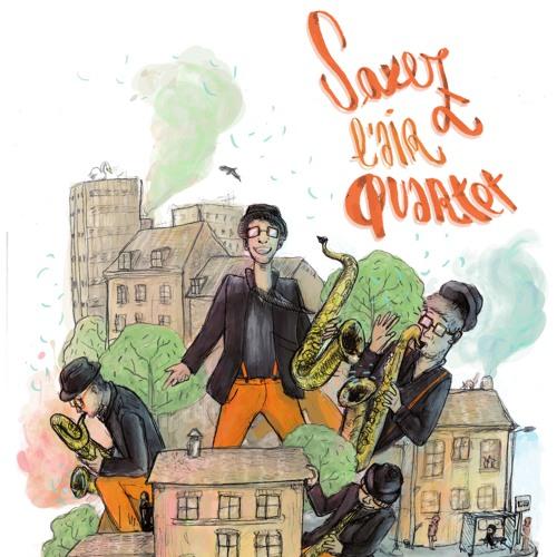 Saxez l'Air Quartet's avatar