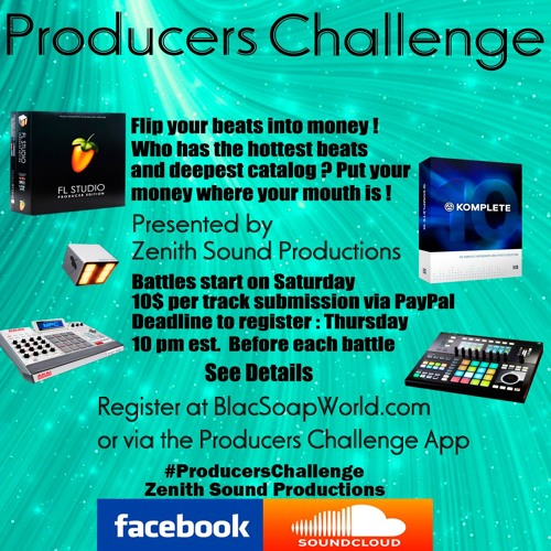 PRODUCERS CHALLENGE's avatar