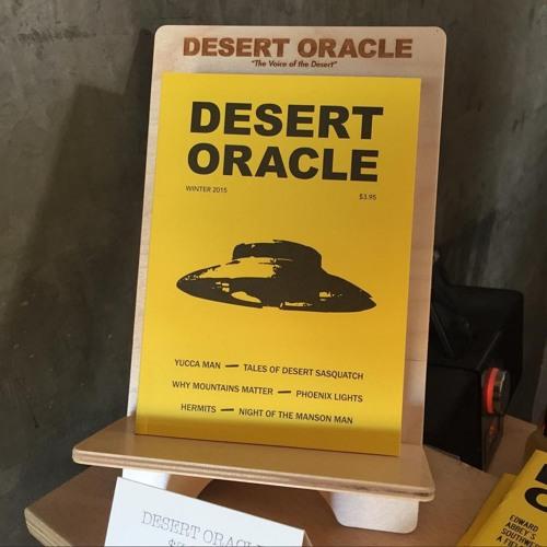 DESERT ORACLE's avatar