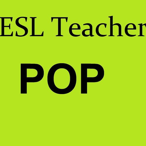 ESL Teacher Pop's avatar