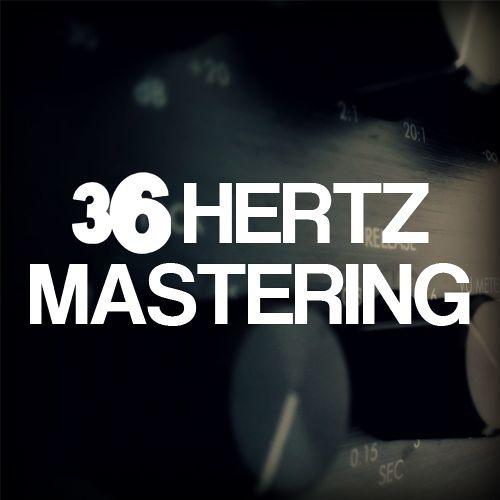 36 Hertz Mastering's avatar