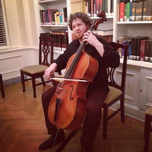 I. Flatt - Cello's avatar