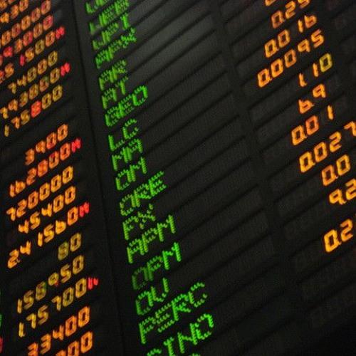Data, Stock & Exchange Market Audio R&D Label's avatar