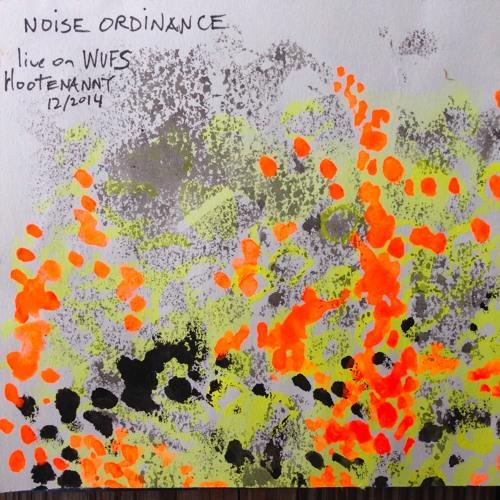 Noise Ordinance Live on v89 Hootenanny