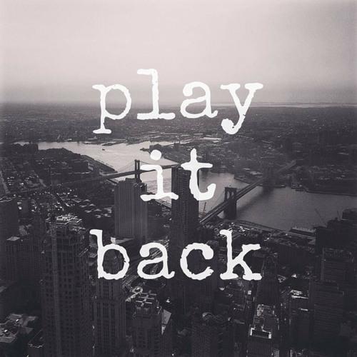 Play It Back's avatar