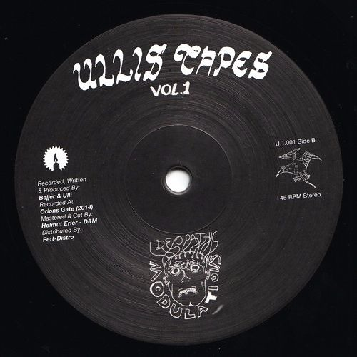 Ullis Tapes's avatar