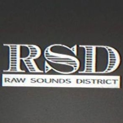 RAW SOUNDS DISTRICT's avatar
