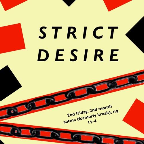 Strict Desire's avatar