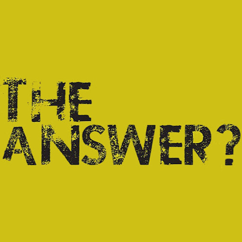 THE ANSWER?'s avatar