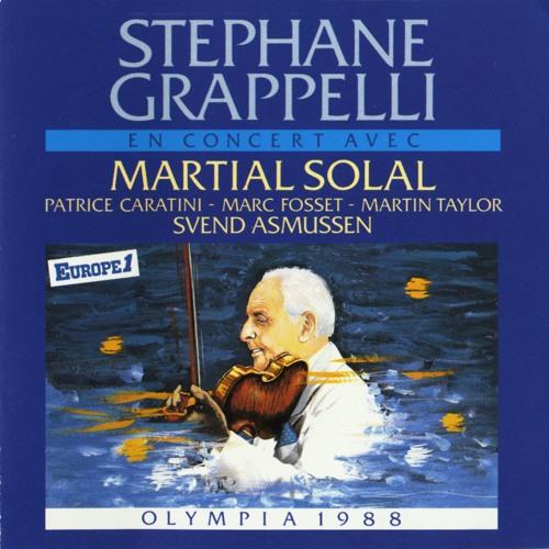 Stephane Grappelli's avatar