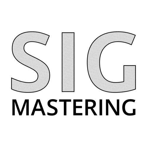 SIG Mastering's avatar