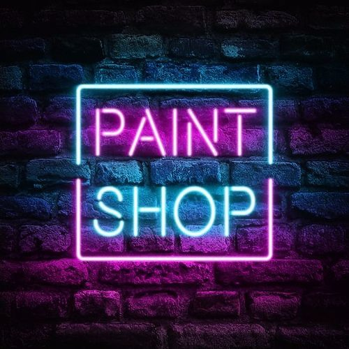 Paint Shop's avatar