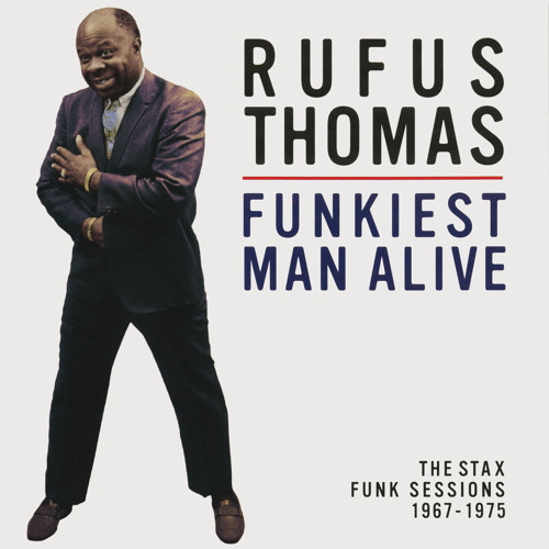 Rufus Thomas's avatar