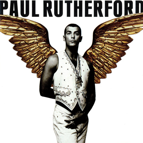 Paul Rutherford's avatar