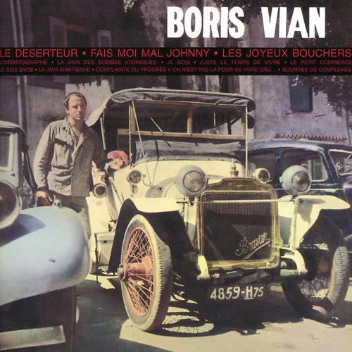 Boris Vian's avatar