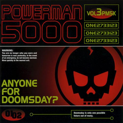 Powerman 5000's avatar