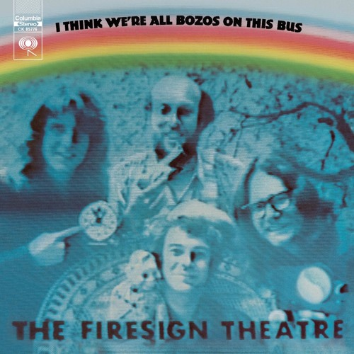 The Firesign Theatre's avatar