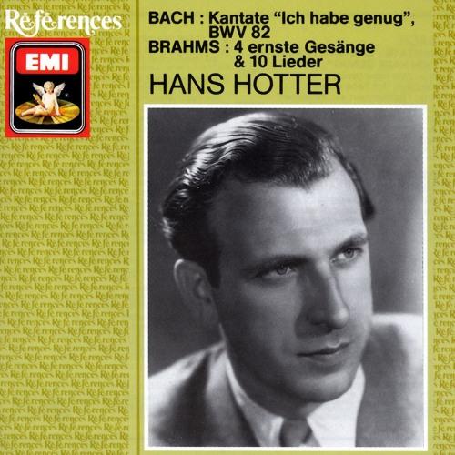 Hans Hotter's avatar