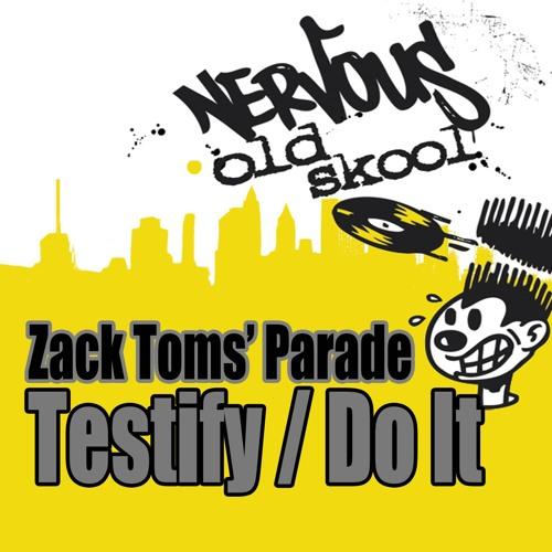 Zack Toms' Parade's avatar