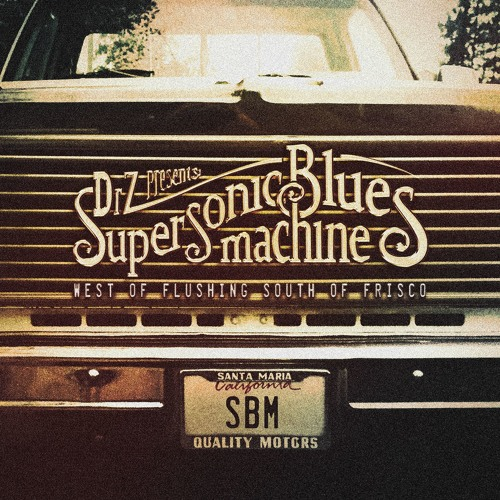 Supersonic Blues Machine's avatar