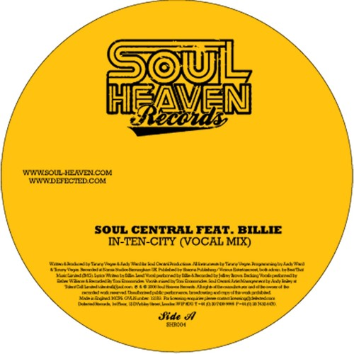 Soul Central's avatar