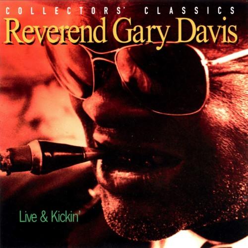 Reverend Gary Davis's avatar