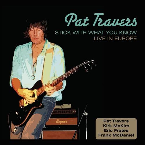 Pat Travers's avatar