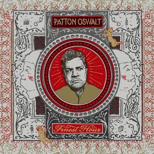 Patton Oswalt's avatar