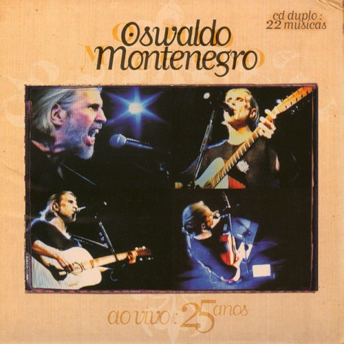 Oswaldo Montenegro's avatar