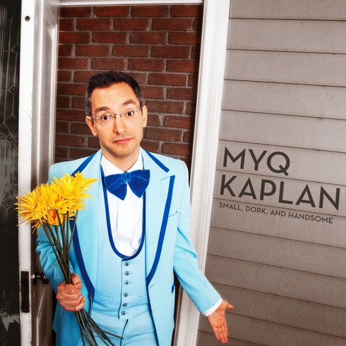 Myq Kaplan's avatar