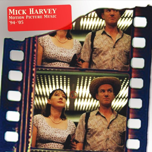 Mick Harvey's avatar