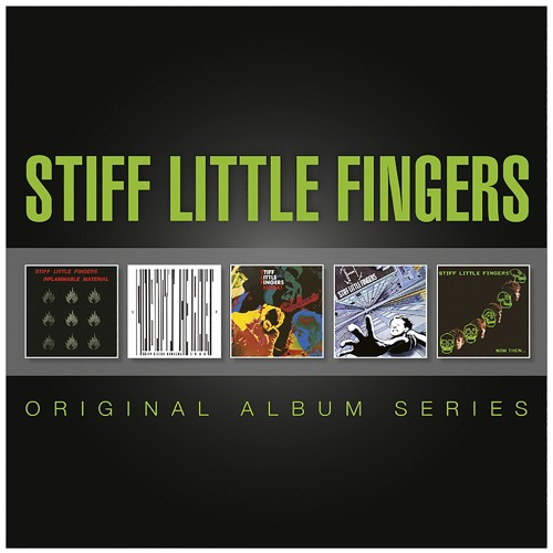 Stiff Little Fingers's avatar