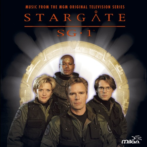 Stargate SG 1's avatar