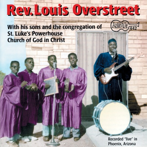 Rev. Louis Overstreet's avatar
