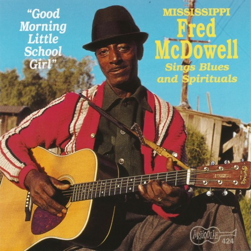 Mississippi Fred McDowell's avatar