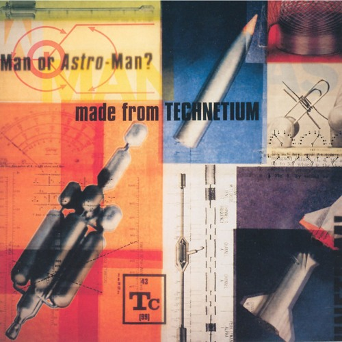 Man Or Astro-Man?'s avatar