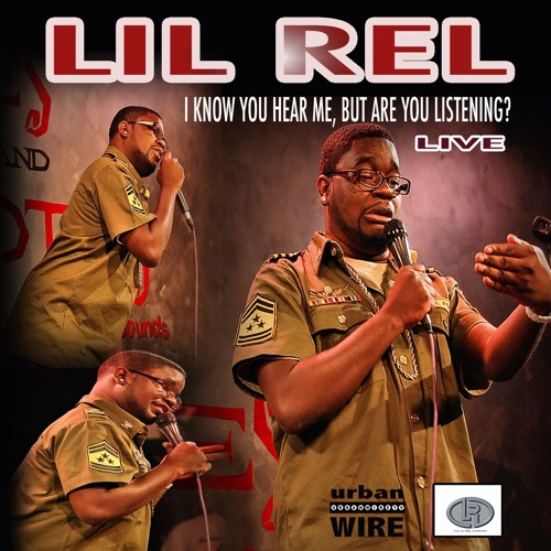 Lil Rel's avatar