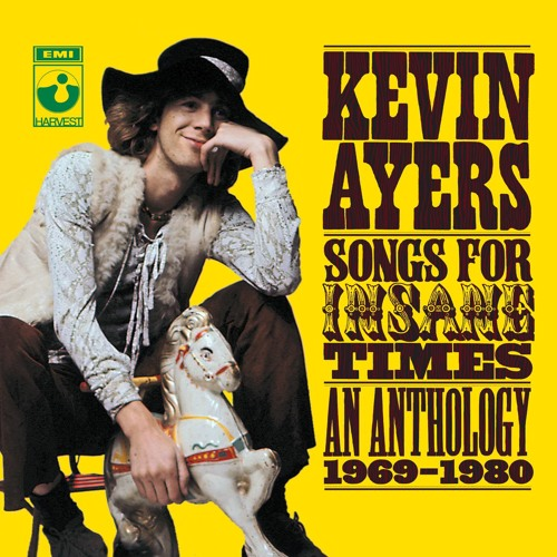 Kevin Ayers's avatar