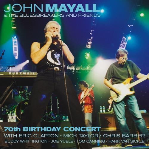 John Mayall's avatar