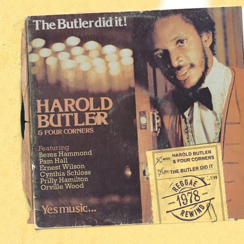 Harold Butler's avatar