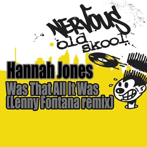 Hannah Jones's avatar